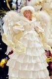 Διακόσμηση αγγέλου Χριστουγέννων Στοκ Εικόνες