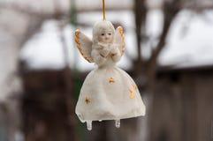 Διακόσμηση αγγέλου Στοκ Φωτογραφίες