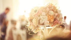 Διακόσμηση ανθοδεσμών λουλουδιών Στοκ εικόνα με δικαίωμα ελεύθερης χρήσης