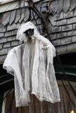 Διακόσμηση αποκριών σε Monschau, Γερμανία Στοκ Εικόνες