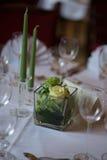 Διακόσμηση γευμάτων - εικόνα αποθεμάτων Στοκ Φωτογραφίες