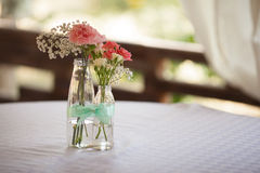 Διακόσμηση ημέρας γάμου Στοκ Εικόνες
