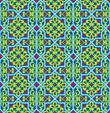 διακόσμηση κάτοικος του Ουζμπεκιστάν διανυσματική απεικόνιση