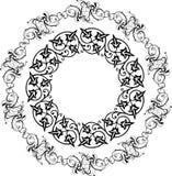 διακόσμηση λουλουδιών Στοκ εικόνα με δικαίωμα ελεύθερης χρήσης