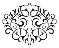 Διακόσμηση με μορφή του κύκλου Στοκ Εικόνα