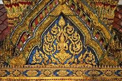 Ναός στο μεγάλο παλάτι Μπανγκόκ Ταϊλάνδη Στοκ φωτογραφία με δικαίωμα ελεύθερης χρήσης