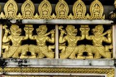 Διακόσμηση ναών Στοκ Εικόνες