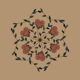 Διακόσμηση λουλουδιών Στοκ φωτογραφία με δικαίωμα ελεύθερης χρήσης