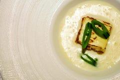 Διακόσμηση πιάτων, το σύνολο γευμάτων πιάτων Στοκ εικόνα με δικαίωμα ελεύθερης χρήσης