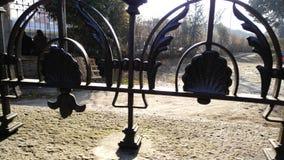 Διακόσμηση πορτών πυλών Στοκ Εικόνα