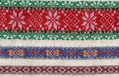 διακόσμηση ράβδων Στοκ Εικόνα