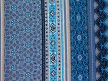 Διακόσμηση στους μπλε τόνους Στοκ φωτογραφία με δικαίωμα ελεύθερης χρήσης