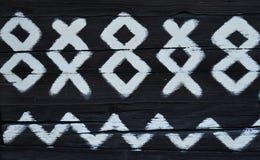 Διακόσμηση στο παλαιό ξύλινο σπίτι στοκ φωτογραφία με δικαίωμα ελεύθερης χρήσης
