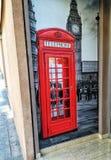 Διακόσμηση του Λονδίνου στοκ εικόνες