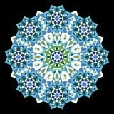 Διακόσμηση του Μαρόκου Nawa Στοκ Εικόνες