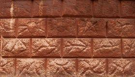 Διακόσμηση του τοίχου σπιτιών Στοκ εικόνες με δικαίωμα ελεύθερης χρήσης