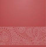 Διακόσμηση του Paisley χίπηδων Στοκ εικόνες με δικαίωμα ελεύθερης χρήσης