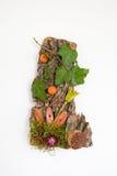 διακόσμηση φθινοπώρου Στοκ εικόνες με δικαίωμα ελεύθερης χρήσης
