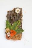 διακόσμηση φθινοπώρου Στοκ Φωτογραφίες
