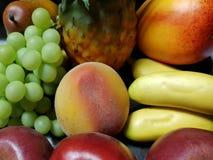 διακόσμηση φρούτων, ποικιλία των χρωμάτων Στοκ Φωτογραφίες