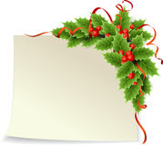Διακόσμηση Χριστουγέννων Απεικόνιση αποθεμάτων
