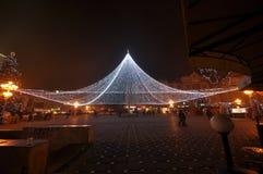 Διακόσμηση Χριστουγέννων - Timisoara Στοκ Εικόνες