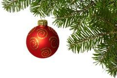 διακόσμηση Χριστουγέννω&nu στοκ φωτογραφίες