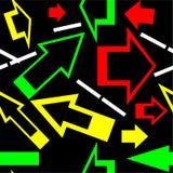 διακόσμηση 56 χρώματος άνευ & Διανυσματική απεικόνιση