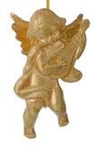 Διακόσμηση Christimas αγγέλου Στοκ Εικόνα