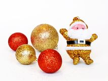 διακόσμηση cristmas Στοκ φωτογραφίες με δικαίωμα ελεύθερης χρήσης