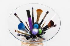 Διακόσμηση Makeup Στοκ Εικόνες
