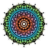 Διακόσμηση Mandala Στοκ φωτογραφία με δικαίωμα ελεύθερης χρήσης