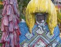 Διακόσμηση Olinda ` s καρναβάλι στοκ εικόνα