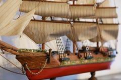 Διακόσμηση sailboat Στοκ εικόνες με δικαίωμα ελεύθερης χρήσης