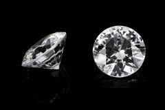 Διαμάντια πολυτέλειας Στοκ εικόνες με δικαίωμα ελεύθερης χρήσης