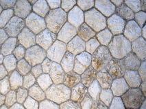 Διαμάντια στον τοίχο Βράχοι και προστασία Στοκ Εικόνα