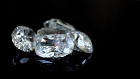 Διαμάντια απόθεμα βίντεο