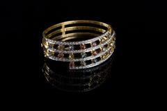 διαμάντι βραχιολιών Στοκ εικόνα με δικαίωμα ελεύθερης χρήσης