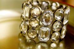 διαμάντι βραχιολιών Στοκ Φωτογραφίες