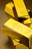 Διαμάντι και χρυσή, περιβαλλοντική οικονομική έννοια Στοκ Εικόνες