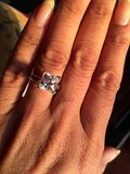 Διαμάντι Στοκ εικόνα με δικαίωμα ελεύθερης χρήσης