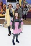 Διαμάντι Phillips, Yvonne Boismier Phillips και λουλάκι Sanara Phillips της Lou Στοκ Εικόνες