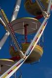 Διαμέρισμα ροδών Ferris Στοκ Φωτογραφία
