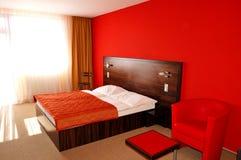 Διαμέρισμα στο ξενοδοχείο πολυτελείας Στοκ Εικόνες