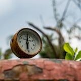 Διαμέτρημα πίεσης νερού στοκ φωτογραφίες