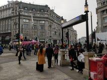 Διαμαρτυρία κλιματικής αλλαγής του Λονδίνου στοκ εικόνα με δικαίωμα ελεύθερης χρήσης