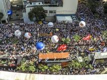 διαμαρτυρία στοκ φωτογραφίες
