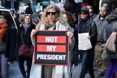 Διαμαρτυρίες ατού Στοκ εικόνες με δικαίωμα ελεύθερης χρήσης