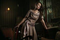 διαμορφωμένη γυναικεία π&al Στοκ φωτογραφίες με δικαίωμα ελεύθερης χρήσης