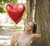 Διαμορφωμένη καρδιά διασκέδαση στοκ φωτογραφία με δικαίωμα ελεύθερης χρήσης